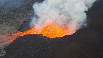 Vulkaan Kilauea blijft maar lava spuwen op Hawaï