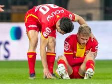 Serieuze blessure dreigt voor Brouwers, vrees voor duel met Excelsior