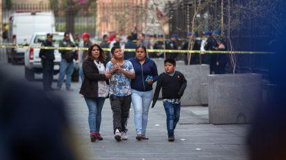 'Wildplasser' opent vuur in Mexico-Stad, vier doden