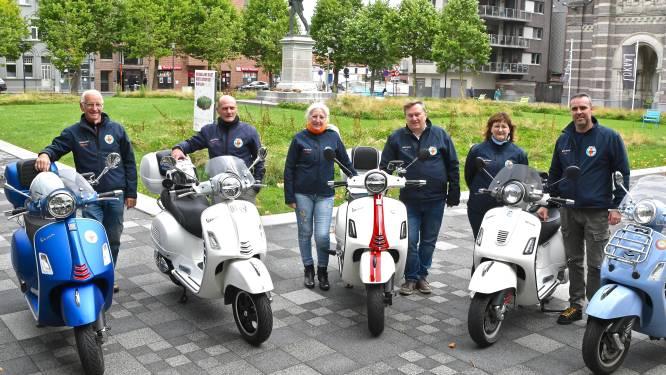 Zeven idyllische Vespa-routes door West-Vlaanderen: van historisch Brugge tot water en wijn in de Westhoek