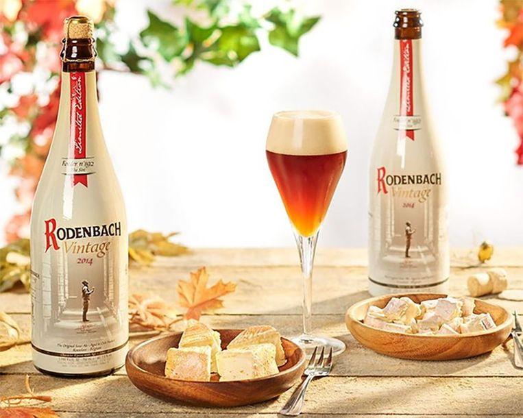Rodenbach Vintage Verkozen Tot Lekkerste Zure Bier Ter Wereld Bier