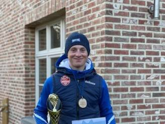 Veldrijder Toon Vandebosch uitgeroepen tot sportkampioen der sportkampioenen 2020 van Malle