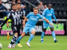 Michal Sadílek is nu een sterke middenvelder in Tsjechië in plaats van een tobbende linksback bij PSV