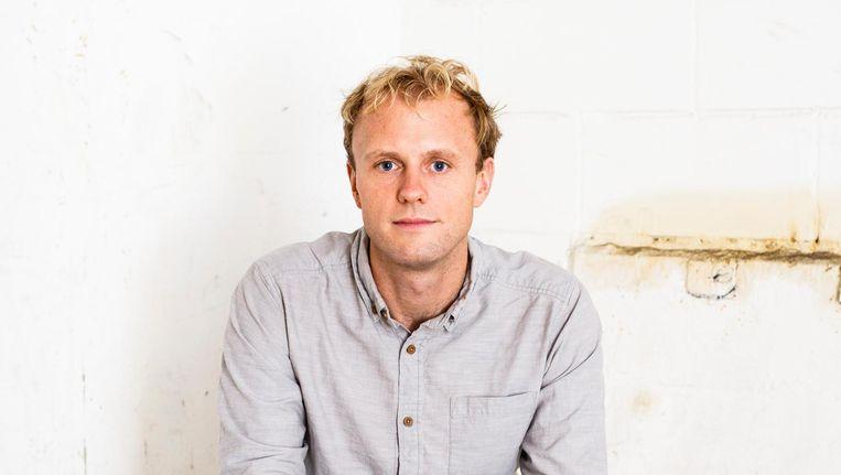 Jonathan Harris, 'totaal niet gekwalificeerd om een top 10 samen te stellen voor een documentairefestival'. Beeld Carly Wollaert