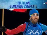 Fourcade snelt wéér naar goud op de biathlon