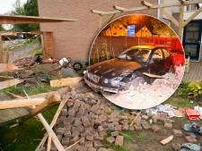 'De buurman heeft pas echt geluk gehad' bij bizar ongeluk in Apeldoorn