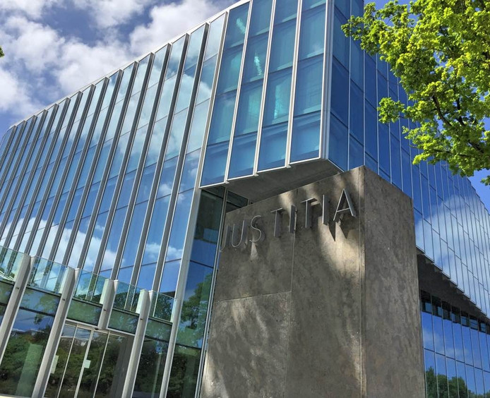 De rechtbank in Zwolle. Foto: Sander Lindenburg