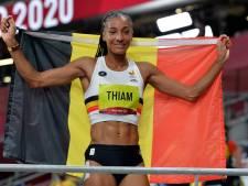 Grande première dans le sport belge: doublé olympique pour Nafi Thiam à l'heptathlon