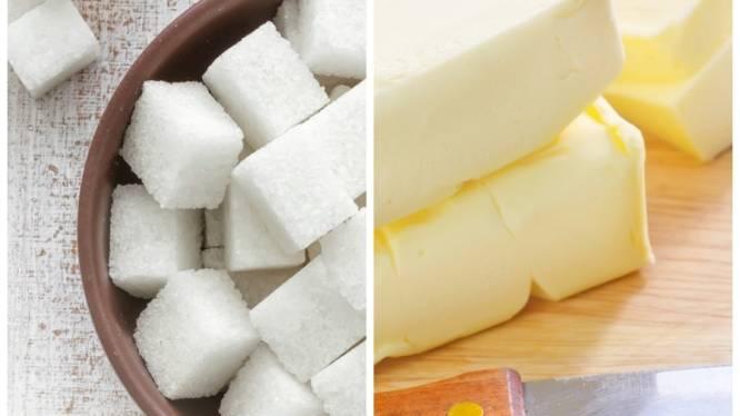 Experiment suiker versus vet: is het wel zo simpel?