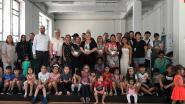 110 anderstalige Truienaren leren creatief Nederlands op vierde reeks Zomerbabbels