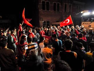 Mislukte coup voelbaar tot in ons land: Turkse betogers komen op straat in Beringen