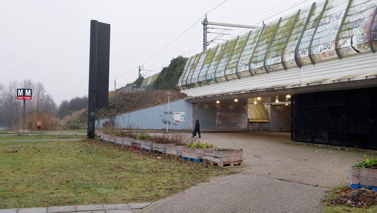 Station Bullewijk wordt opgeknapt Beeld ANP
