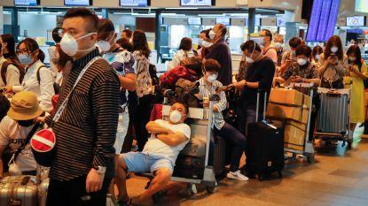 """LIVE. Buitenlandse Zaken raadt alle niet-essentiële reizen naar China af: """"Reisorganisaties zullen reizen annuleren"""""""