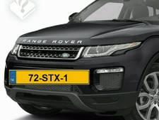 Zwarte Range Rover gestolen in Waddinxveen