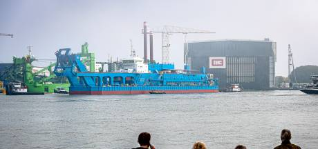 IHC verkoopt aandelen ingenieursbureau aan Rotterdamse rederij