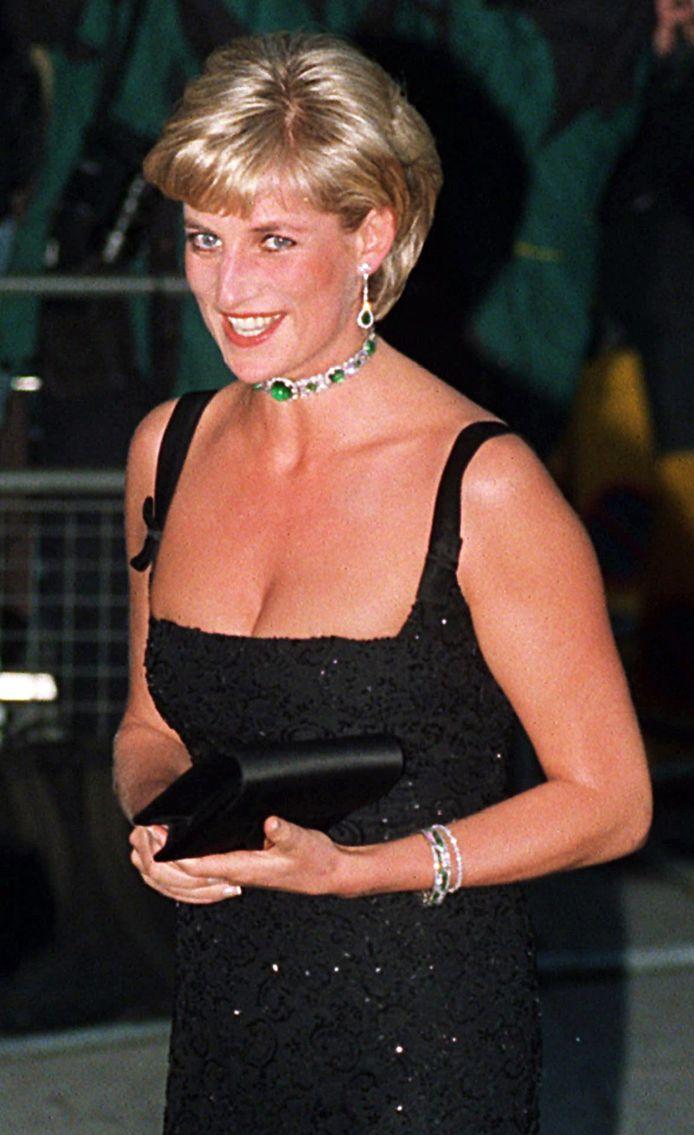Diana op 1 July 1997, haar laatste verjaardag.