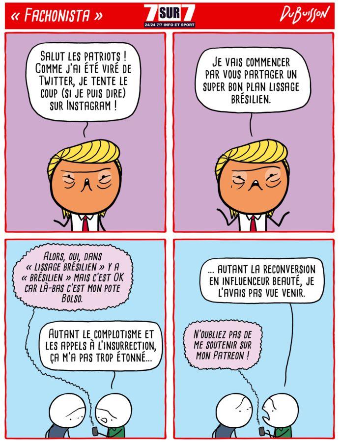 """""""Fachonista"""", 11 janvier 2021"""