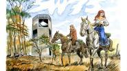 Uniek boek, kortverhaal met burgemeester en exclusieve tekeningen voor 75ste verjaardag: Kalmthout eert zijn striphelden Suske en Wiske