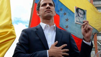 Oppositieleider roept zichzelf uit tot interim-president Venezuela en wordt meteen erkend door Trump, Maduro onder zware druk