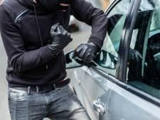 Veel auto-inbraken en diefstallen in gemeente Moerdijk: vooral Renault Captur is populair