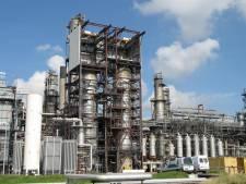 Kleine brand bij Zeeland Refinery