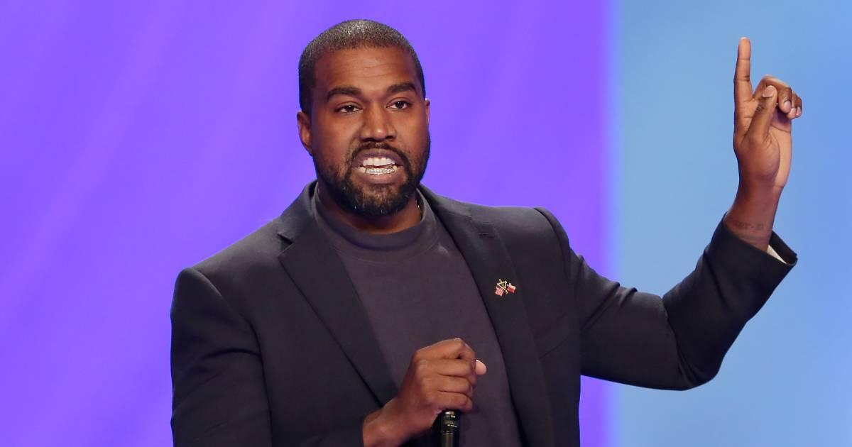 Kanye West betaalde 12,4 miljoen uit eigen zak voor presidentscampagne - AD.nl
