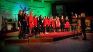 Kerstconcert verwarmt de harten in Kouterkerk