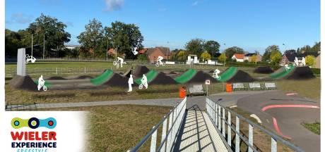 Dirt jump is het nieuwste onderdeel van de WielerExperience: tricks en een wallride