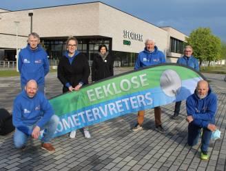"Eeklose Kilometervreters laten iedereen wandelen en fietsen: ""Zo steun je Kom op tegen Kanker"""