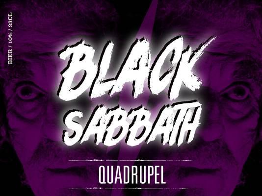 Black Sabbath van Brouwerij Bliksem uit Breda: Brabants Lekkerste Bier 2018.