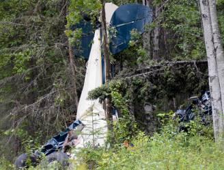 Vliegtuigjes botsen in de lucht in Alaska: zeven doden