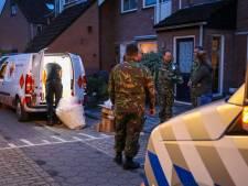 Vuurwerkvondst bij Apeldoornse woning; politie en EOD doen onderzoek
