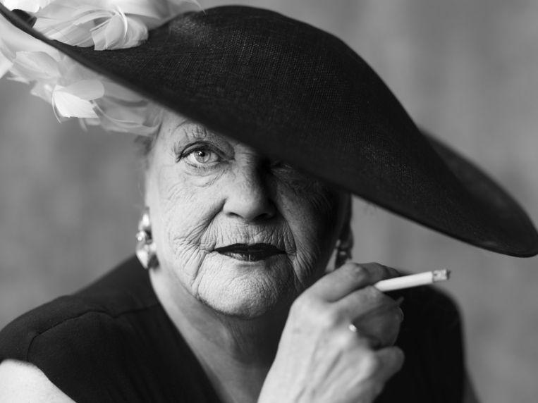 Viviane De Muynck. Beeld Stephan Vanfleteren