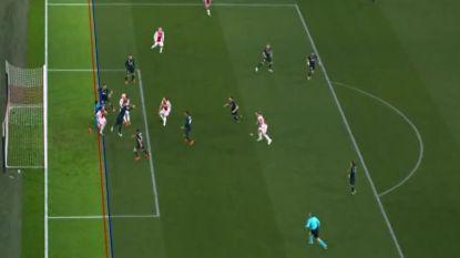 Champions League maakt kennis met VAR: goal Tagliafico afgekeurd na ongelukkige tussenkomst Courtois