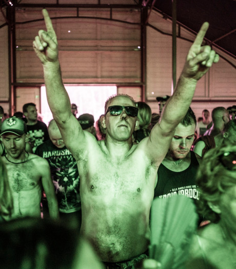 Hoe erg is het drugsgebruik op verboden festival Hardshock?
