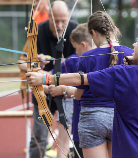 Nieuwe sporten én nieuwe vrienden in Sportdorp Rijssen