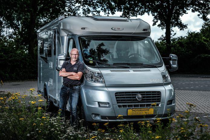 Ronald Suselbeek, campermakelaar Motorhome.