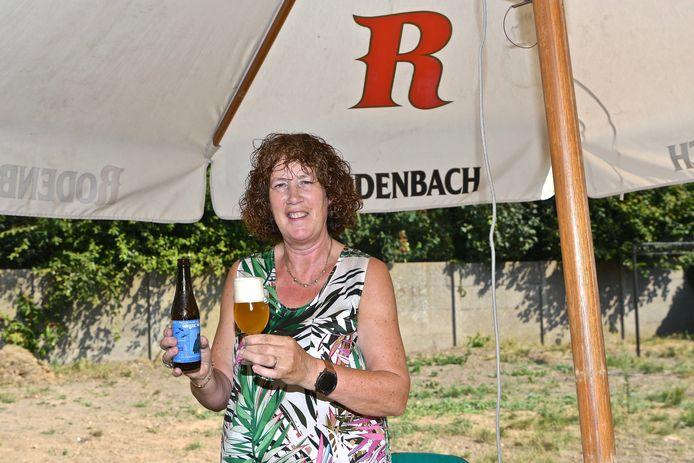 Biersommelier Belinda Eelbode.