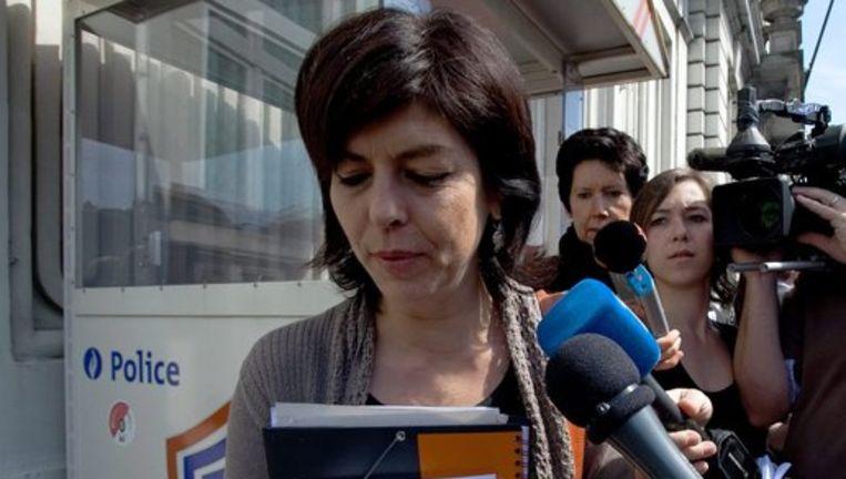 CdH-voorzitster Joëlle Milquet