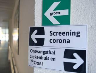 Na week van dalingen extra coronapatiënt in UZ Leuven