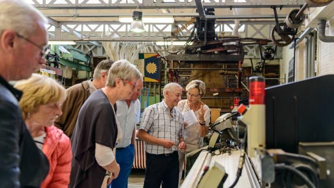 Smaakmaker Must leert je via wandeling alles over rijke textielgeschiedenis van Ronse