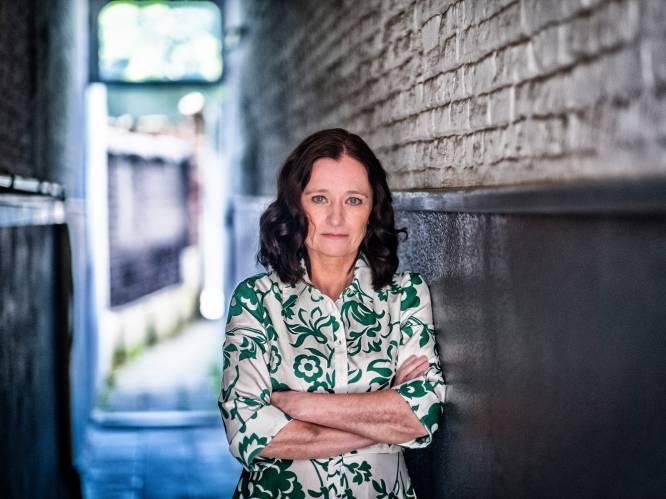 """Actrice Viv Van Dingenen zat bijna niet in 'Glad IJs': """"De verzekering vond mij opeens een te groot risico"""""""