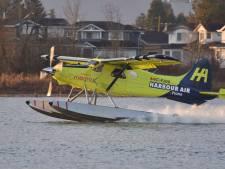 Premier vol d'un avion électrique commercial au Canada