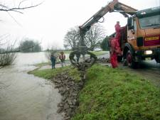 Oplossing voor dijk Ophemert lijkt nabij: 'Toezeggingen mensen langs dijk moet verwerkt worden'