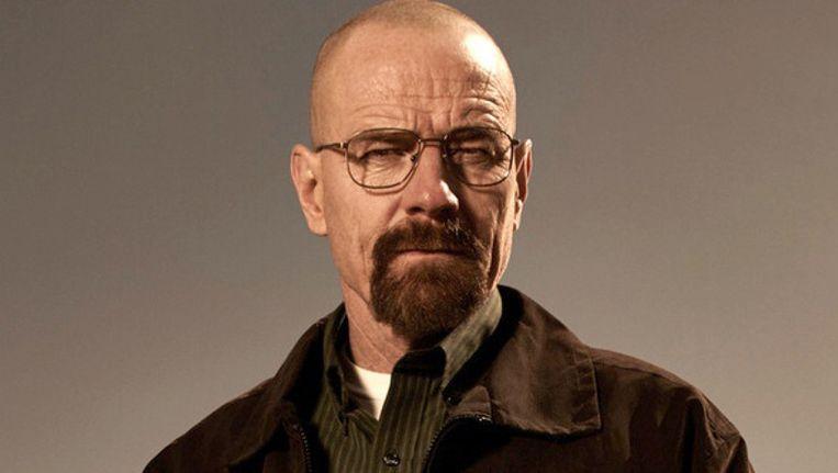 Walter White uit 'Breaking Bad' wordt gespeeld door Bryan Cranston. Beeld Wikia