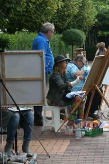 Kijktuinen Nunspeet in de kunst