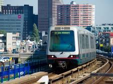 Week geen metro op en rond Zuidplein