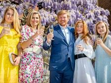 Tóch een dansende Willem-Alexander en Máxima op Koningsdag: The Streamers komen naar Paleis Noordeinde