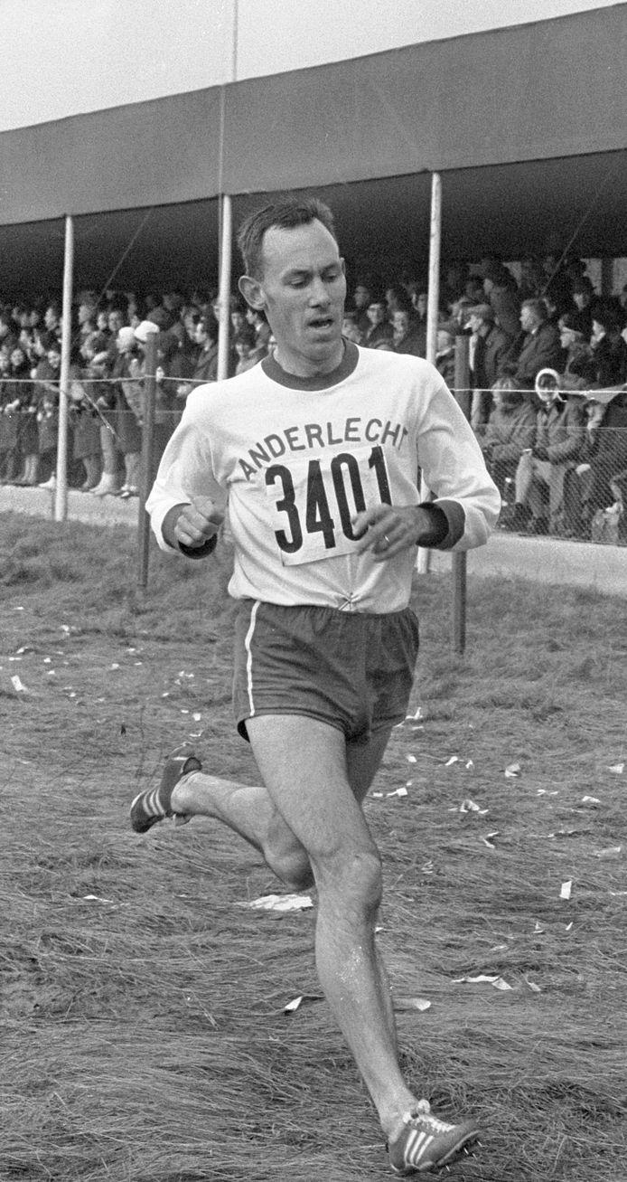 Eugène Allonsius maakte als atleet deel uit van RSC Anderlecht.