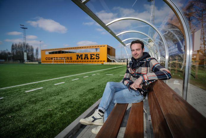 Linkeraanvaller Bas Saillart komt over van Berchem Sport naar Thes Sport.